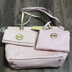 Michael Kohr Purse Set